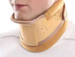 گردنبند طبی سخت چانه دار