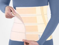 شکم بند قابل تنظیم پل دار