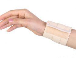 مچ بند قابل تنظیم با کش دوبل