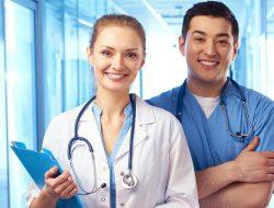 روپوش پزشکی و پرستاری