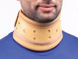 گردنبند طبی سخت