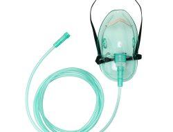 ماسک اکسیژن ساده