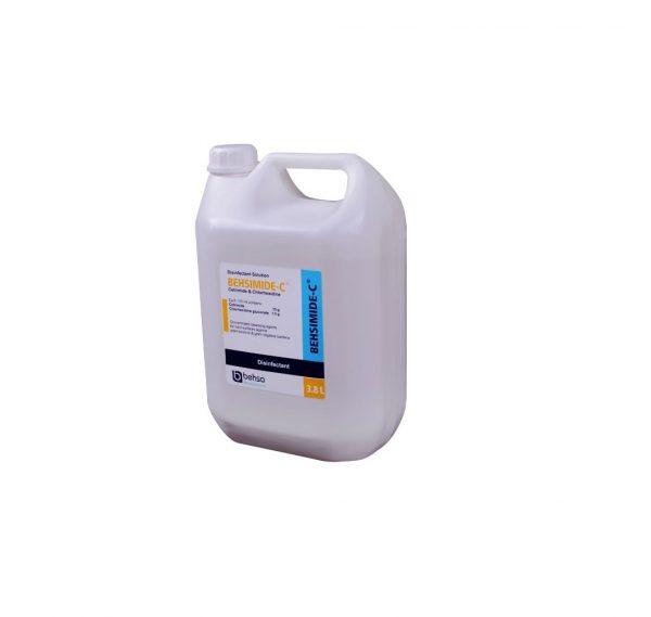 محلول ضدعفونی ساولن 4Lit
