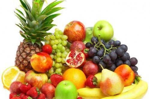 خواص میوها