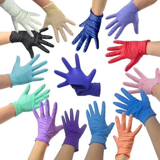 دستکش های پزشکی