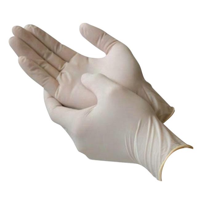 دستکش لاتکس بدون پودر